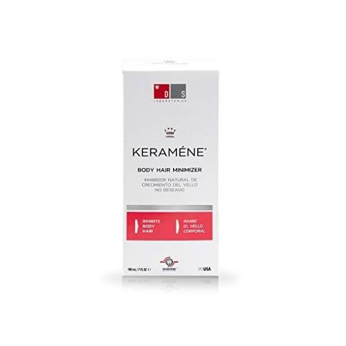Keramene Body Hair Minimizer Cream - Minimize need for Shaving, Waxing and Depilating