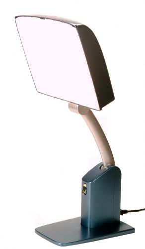 Daylight Uv Lamps (Carex Health Brands Day-Light Sky 10,000 LUX Bright Light Therapy Lamp)