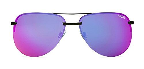 Black de Soleil Australia THE PLAYA Pink Quay Lunettes vg61nqZ