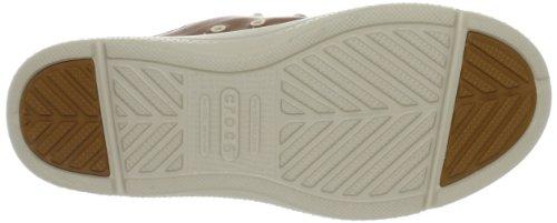 crocs Thompson II.5 Lace Men 14729-26H - Botines Desert de cuero para hombre Marrón (Braun (Hazelnut/Stucco 26H))