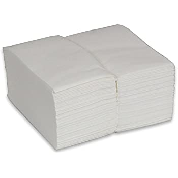 100 Pack Disposable Guest Towels Linen Feel Hand Napkins Air Laid Paper Towels