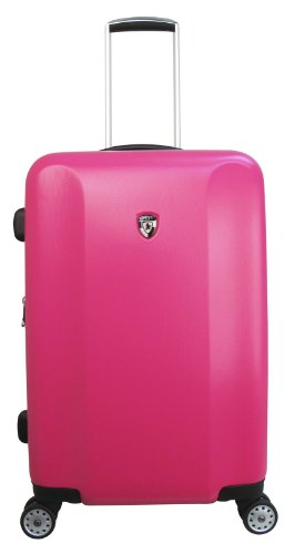 Heys - Core Quad Pink Trolley mit 4 Rollen Medium