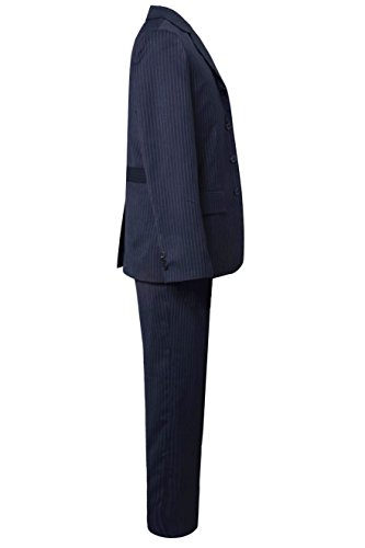 CosDaddy Blue Pinstripe Suit Blazer with Pant - http://coolthings.us