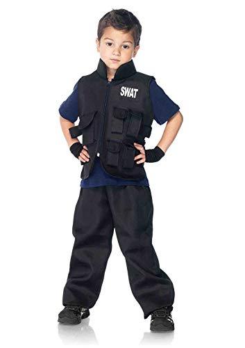 SWAT Commander Kids Costume -