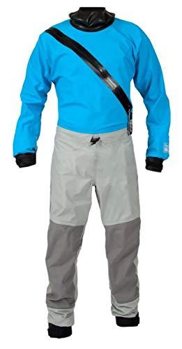 Kokatat Men's Hydrus Swift Entry Drysuit-Electric Blue-S by Kokatat