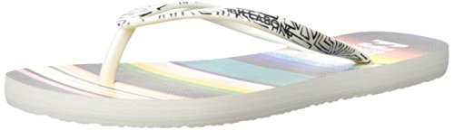 Flop Flip Black Dama Women's White Billabong t4wpCqw