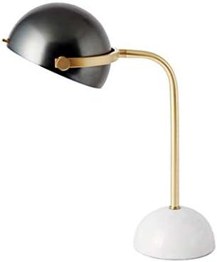 QQB Fashion Lámpara de Mesa - Mármol nórdico con luz de Escritorio ...