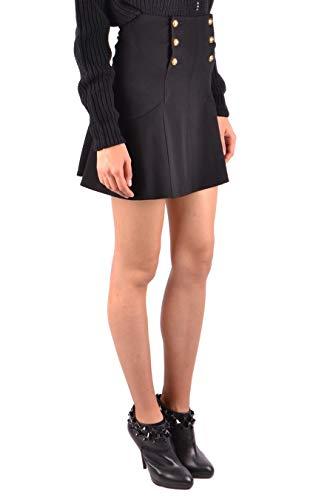 Donna Nero Gonna 1g13cp1739z99 Pinko Viscosa BwZxnqA7