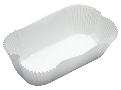 2lb Pack Of 40 Non-stick Loaf Tin Liners