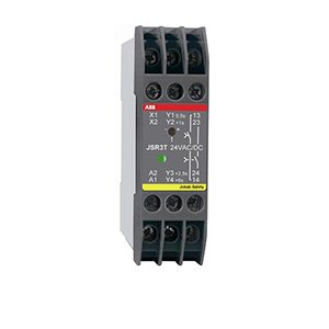 ABB 2TLA010017R0100 Expansion Relay, 24 VAC/VDC, AgNi, 2NO by ABB Group