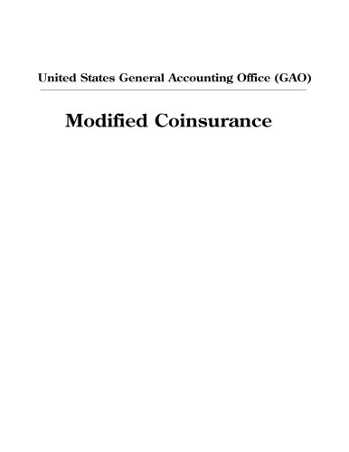 Modified Coinsurance