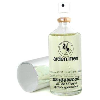 De los hombres aroma De madera De sándalo Arden Colonia De imitación De Colonia De aerosol