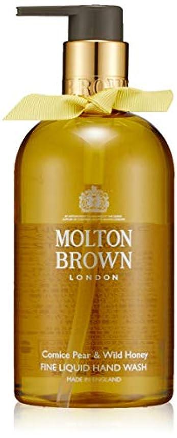 インシデント電報広げるMOLTON BROWN(モルトンブラウン) コミスペア&ワイルドハニー ハンドウォッシュ