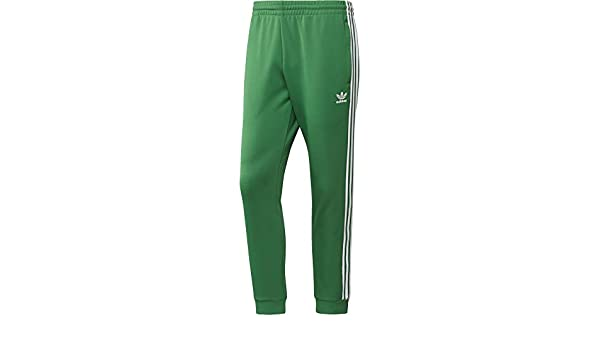 f9b00be1d59c adidas Pants – Sst Tp green white size  M (Medium)  Amazon.com.au  Fashion