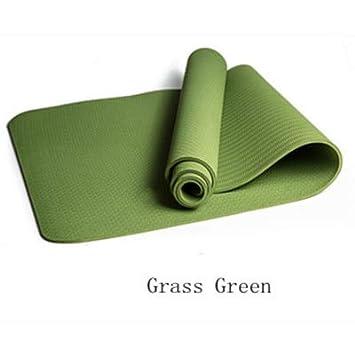 Ollt Yoga Mat TPE 183 * 61 * 0.6cm Antideslizante Deporte ...