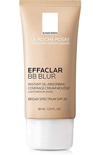 La Roche-Posay Effaclar BB Blur with SPF 20, 1.01 Fl. Oz. (30 Ml Super Moisture Makeup)