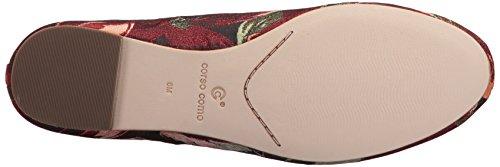 Clanncy Red CC Multi Corso Como Flat Women's Ballet PtxgqZw
