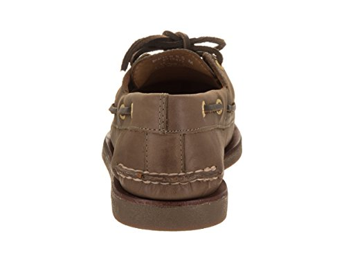 Scarpe Sider da oro Top colore Brown 2 O A scuro Sperry barca Beige S5qYwFZw