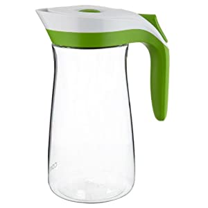 Contigo AUTOSEAL Pitcher Set with Infuser Stick and Ice Core, 72-Ounce