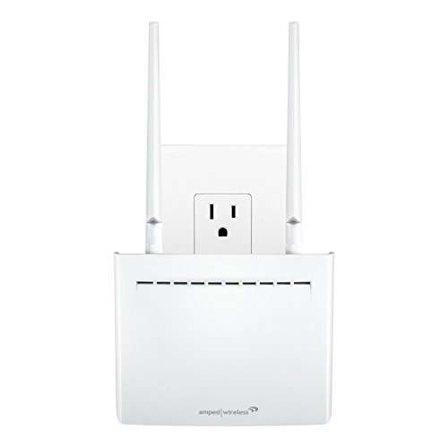 Amped Wireless High Power AC2600 Plug-In Wi-Fi Range Extender with MU-MIMO (REC44M) by Amped Wireless (Image #1)