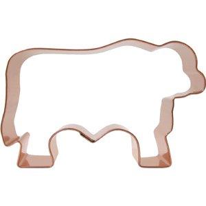 Bull Cookie Cutter