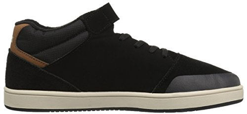 etnies Marana MT, Zapatillas de Skateboard Unisex Niños Negro (Black/brown)