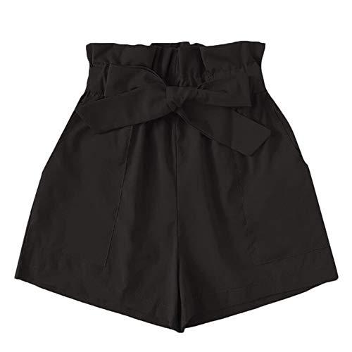 RCTO Classical Ladies Shorts Women Summer Shorts Women hot Office Lady Sexy Short Pants Feminino Black]()
