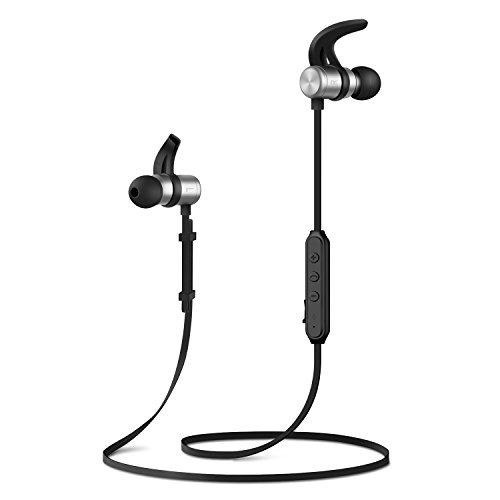 Biasound Bluetooth Headphones, Magnetic Sweatproof in Ear Sport Wireless Bluetooth Headphones Earphones with Microphones for iPhone X