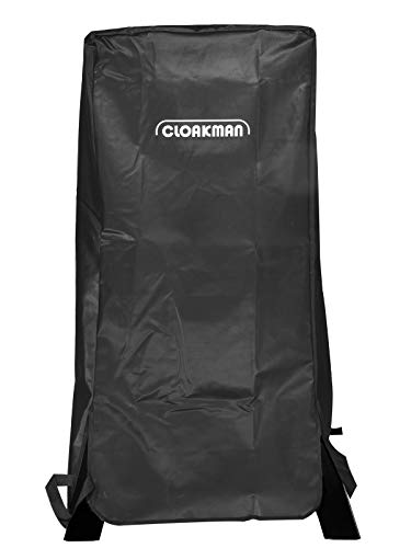 Cloakman Premium Heavy-Duty Smoker Cover for Pit Boss 3 Series Smoker and Masterbuilt/Smoke Hollow 34 in & 36 in Vertical Smokers