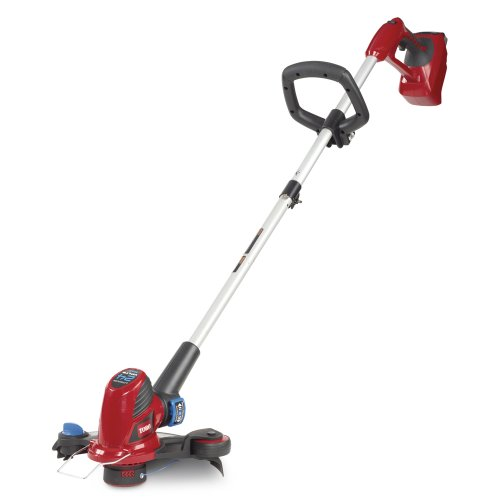 Toro 51487 24-Volt Lithium-Ion Cordless String Trimmer,12-Inch by Toro