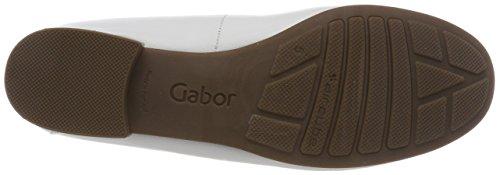 Pantofola Sportiva Comfort Donna Gabor, Bianco Multicolore (bianco)
