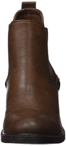 Schwarz Refresh Beige 064004 Damen Camel Booties Camel atq47wt