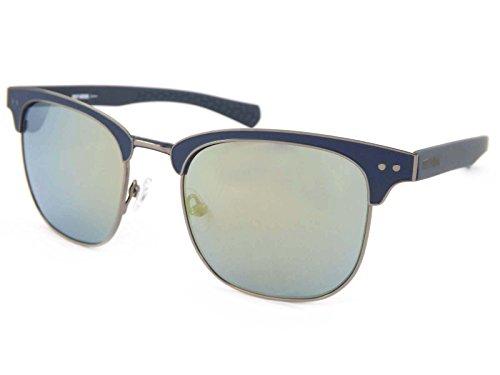 Aoligei Boîte d'européens et américains personnalité Rivet Lady rétro mode lunettes de soleil lunettes de soleil 70C6z7