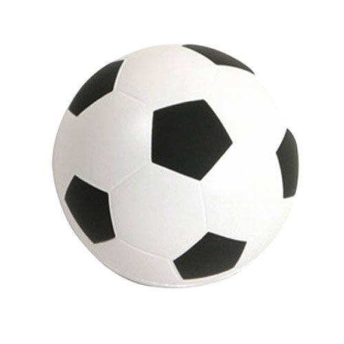 Foam Soccer Ball Stress Toy]()