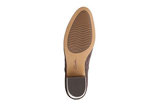 Clarks Women's Boots Brown Brown A85u6L