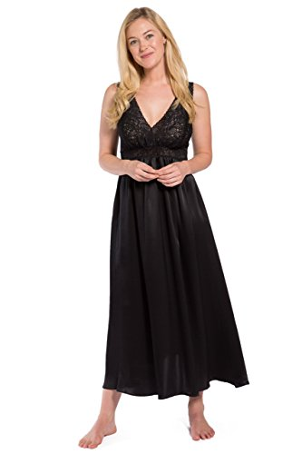 Fishers Finery Romantique Silk Nightgown