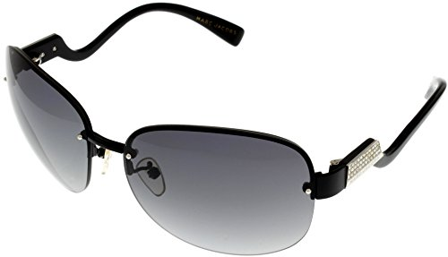 Marc Jacobs Sunglasses Women MJ262/F/S 10GVK Black Semi- - Sunglasses Cheap Jacobs Marc