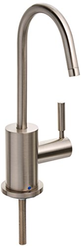Mountain Plumbing 1403NLBRN Point Of Use Drinking Faucet, Brushed Nickel
