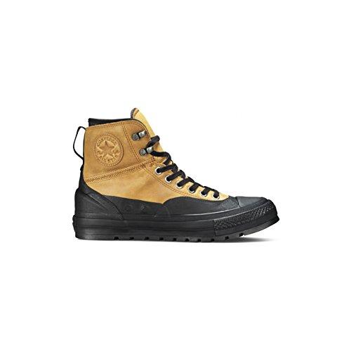 Converse Tekoa Antiqued/Black High-Top Leather Boot - 10M