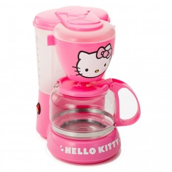 Hello Kitty Coffee Maker (Hello Kitty Rice Cooker)