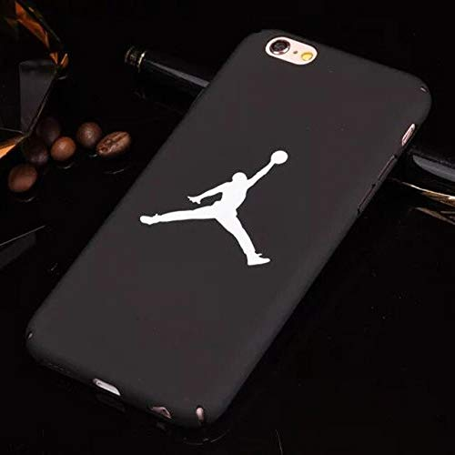 1 piece Basketball Jordan Case for Iphonex Iphone7 Iphone8 Matte Hard PC Plastic Phone Case for IPhone X 8 7 6 S 6S Plus 5 5S Back Cover