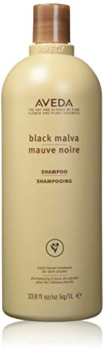 Aveda Black Malva Shampoo 33.8 oz (Best Shampoo For Dyed Black Hair)
