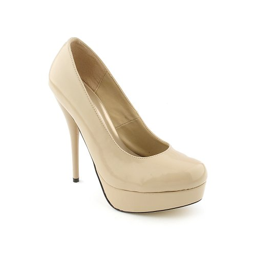 High High Nicole 2 Dress Nicole Womens Glaze 2 Heel Dress Womens Nude Glaze 4wnqUSTwg
