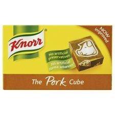 Knorr Pork Stock Cubes 8 x (Pork Stock)