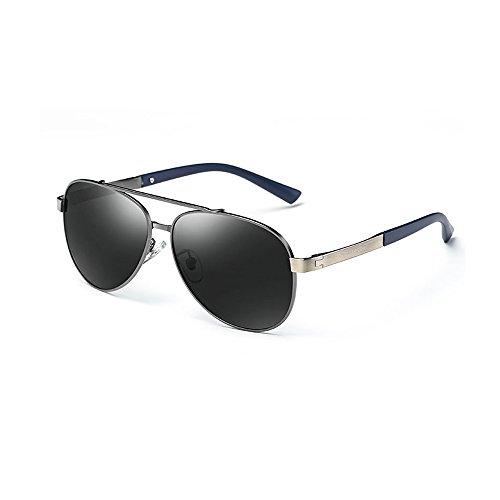 Espejo Gafas Conducción Sol 1 sol Color Vidrios Alta Conducción YQQ Deporte De De 2 De Gafas de Gafas Hombre De Anti Gafas De Polarizados Definición Reflejante RwxYUS0x