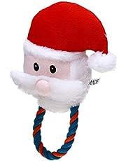 Pet Sounding Toy Cotton String Toys Christmas Pet Toys Pet Plush Pet Dog Toys Pet supplies