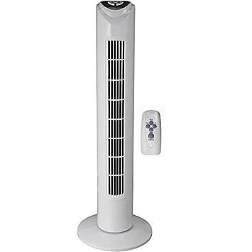 Haushaltsgeräte Turmventilator Säulenventilator Tower Ventilator Standventilator Oszillation Neu Einfach Zu Verwenden Ventilatoren & Luftbehandlung