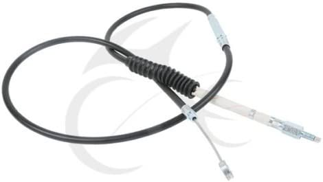 XMT-MOTO Clutch Cable fits for Harley Davidson Electra Street Road Glide Road King FLHX FLHR