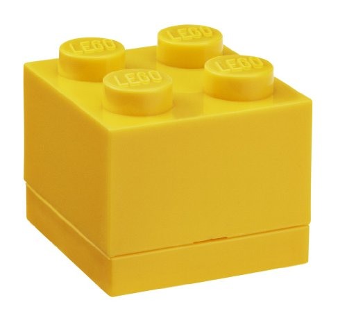 LEGO Mini Box 4 Yellow