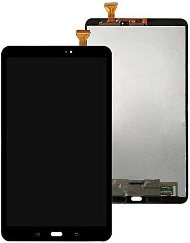 Replacement for Samsung Galaxy Tab A 10.1 2016 SM-T580 T585 LCD Display Touch Screen Digitizer Assembly Part +Free Tool (Black)